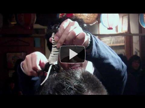 断髪式(2) | うみんちゅぬ やまんちゅぬ 本店