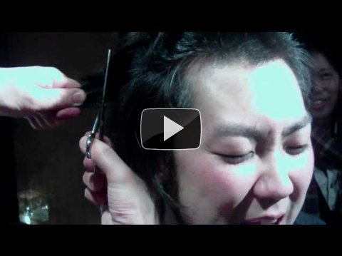 断髪式(4) | うみんちゅぬ やまんちゅぬ 本店