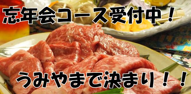 2014.12 忘年会バナー