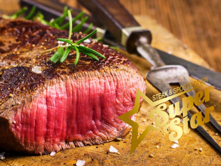 沖縄県宮古島 Steak & Sports Diner スーパースター